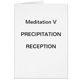DK Meditation Series: Meditation V - CARD