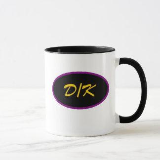 DK Show Horses Mugs