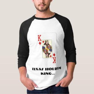 dking, Texas Hold'Em King... T-Shirt