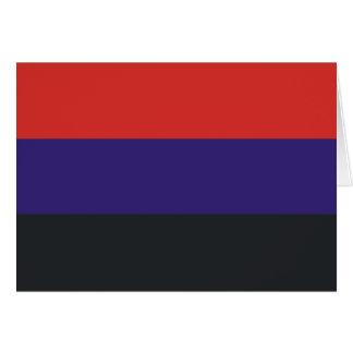 Dkr bandera de Ucrania Tarjetas