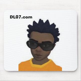 DL07.com Mouse Pad