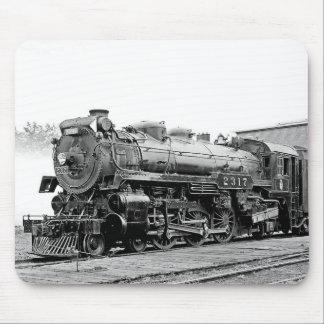 DL&W RR Engine #2317 Scranton Pa. Mousepad