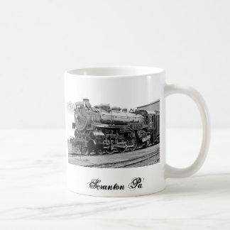 DL&W RR Engine #2317 Scranton Pa. Mug