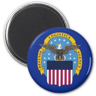 DLA Round Magnet 2 Inch Round Magnet