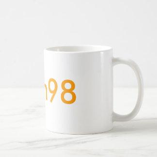 Dlan98 Classic White Coffee Mug
