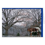 DLB Christmas-customize Greeting Cards