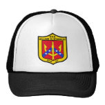 DLG-32 USS WILLIAM H STANDLEY Guided Missile Leadi Trucker Hat