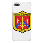 DLG-32 USS WILLIAM H STANDLEY Guided Missile Leadi Covers For iPhone 5