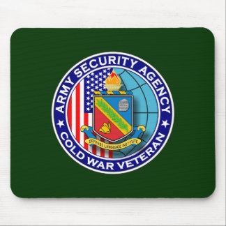 DLI - ASA Cold War Vet 1 Mouse Pad