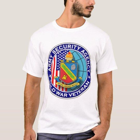 DLI - ASA Cold War Vet 1 T-Shirt
