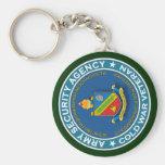 DLI - ASA Cold War Vet Key Chain