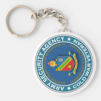 DLI - ASA Cold War Vet Keychain