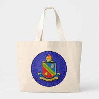 DLI - blue Canvas Bag