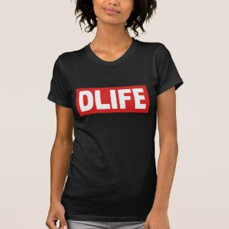 DLIFE Black T Shirts