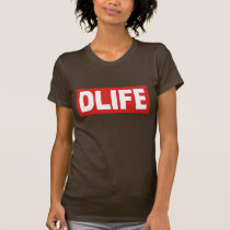 DLIFE Brown T-Shirt