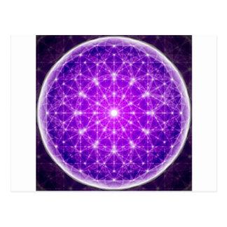 D'Light Full Mandala Postcards