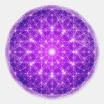 D'Light Full Mandala Sticker