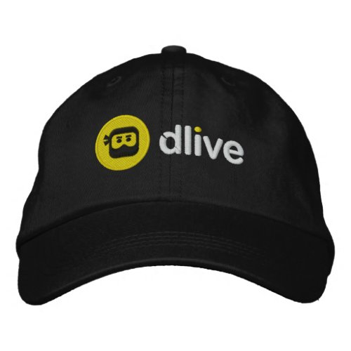 DLive Full Logo Hat