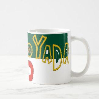 dLo Yada del anuncio Taza