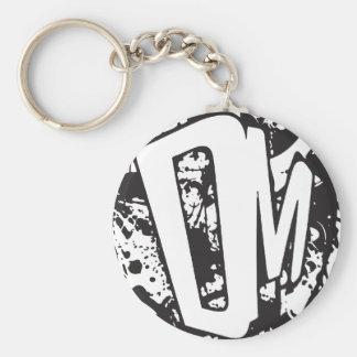 DM Logo Keychain