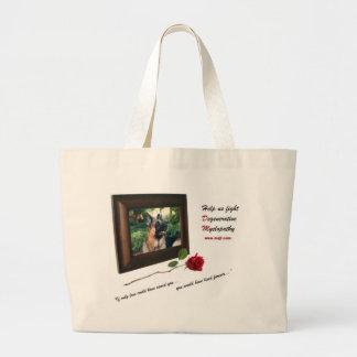 DM Memories Canvas Bags