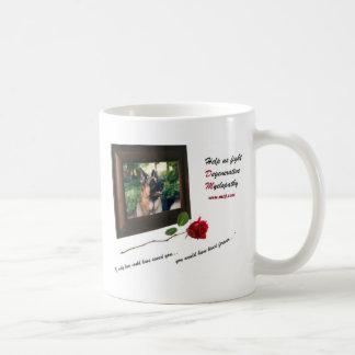 DM Memories Classic White Coffee Mug