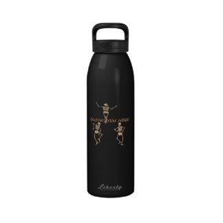 DM Skeletons Water Bottles