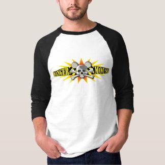 DM - Wide logo front jersey T-Shirt