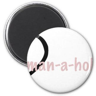 dman 2 inch round magnet