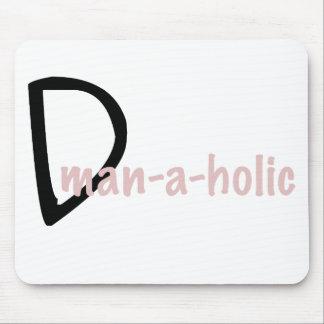 dman mouse pad