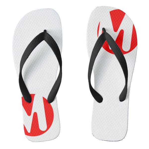 DMario Flip Flops