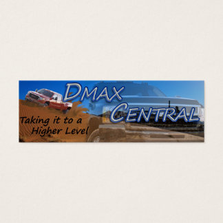 DmaxCentral business cards
