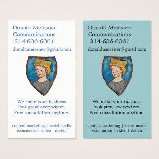 DMC Business Cards