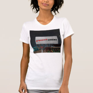 D'Ment'D Cinema Ladies Casual Scoop T-Shirt
