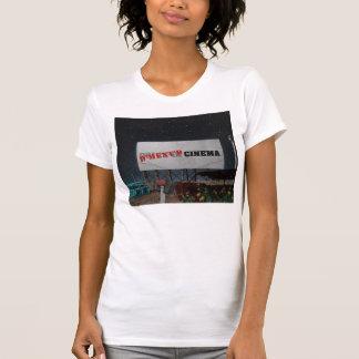 D'Ment'D Cinema Ladies Casual Scoop T-Shirt