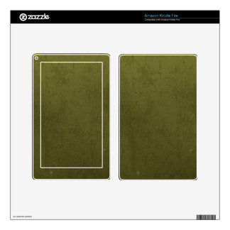 DMG DARK MOSSY GREEN BACKGROUND WALLPAPERS CUSTOMI DECALS FOR KINDLE FIRE