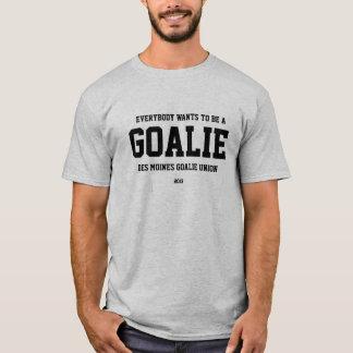 DMGU - BE A GOALIE T-Shirt