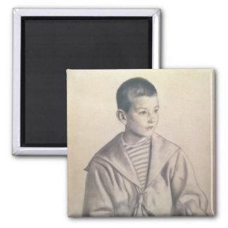 Dmitri Dmitrievich Shostakovich  as a Child Magnet