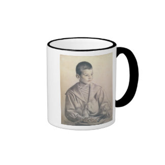 Dmitri Dmitrievich Shostakovich  as a Child Mug