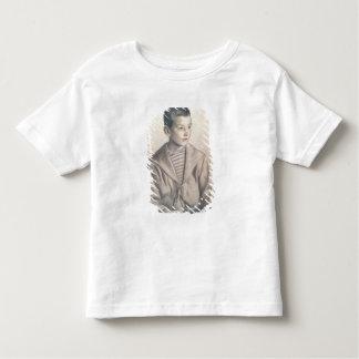 Dmitri Dmitrievich Shostakovich como niño Camisas