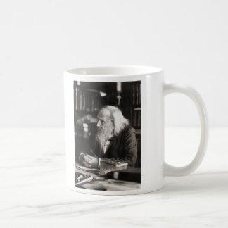 Dmitri Ivanovich Mendeleev Portrait Mugs
