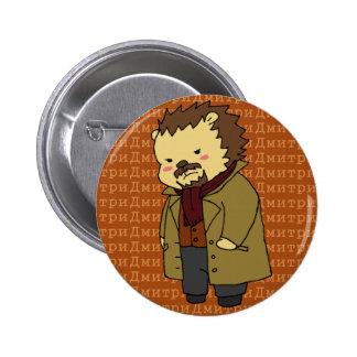 Dmitri Karamazov hedgehog button