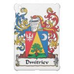 Dmitriev Family Crest Cover For The iPad Mini