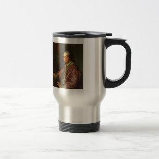 Dmitry Levitzky- Portrait of an Unknown Man Mug