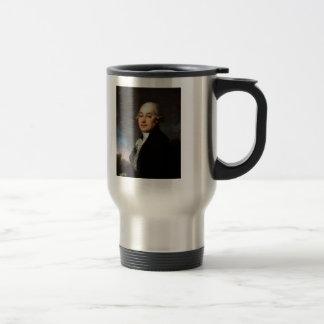 Dmitry Levitzky- Portrait of Johann Hauffe Mugs