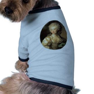 Dmitry Levitzky- Portrait of Ursula Mniszech Dog Tee Shirt