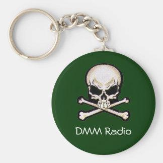 DMM Radio Keychain