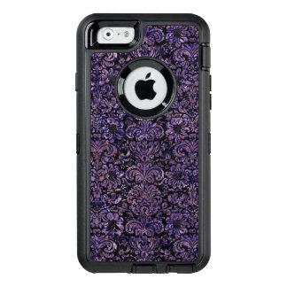 DMS2 BK-PR MARBLE OtterBox DEFENDER iPhone CASE