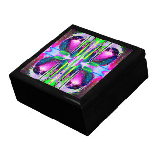 """DMT 1"" Psychedelic Visionary Art Stash Box"