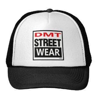 "DMT  ""VISIONS"" STREET WEAR DESIGN TRUCKER CAP"